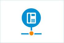 Festnetz-Telefonie