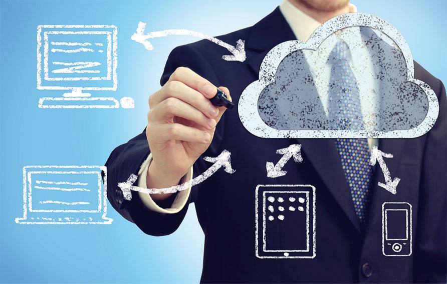 Die Zukunft der Telekommunikation steht nicht in den Sternen, sondern in der Cloud