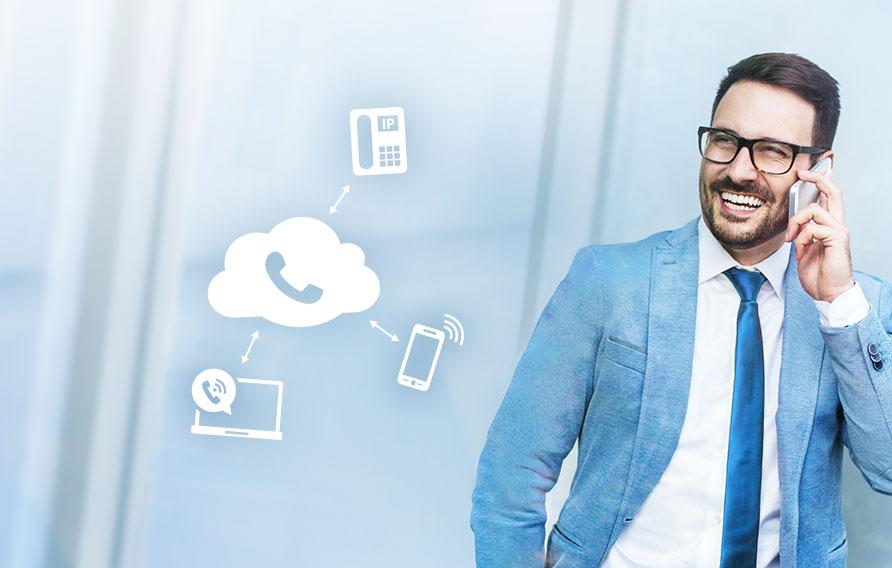 M-net CloudCom: Die virtuelle Telefonanlage aus der Cloud