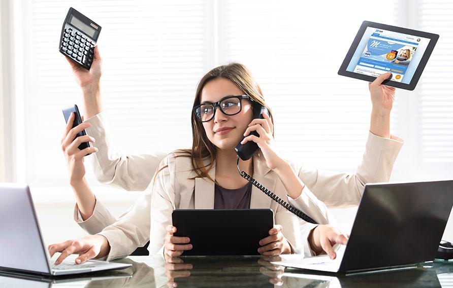 Telekommunikation der Zukunft: schnell, stabil, sicher