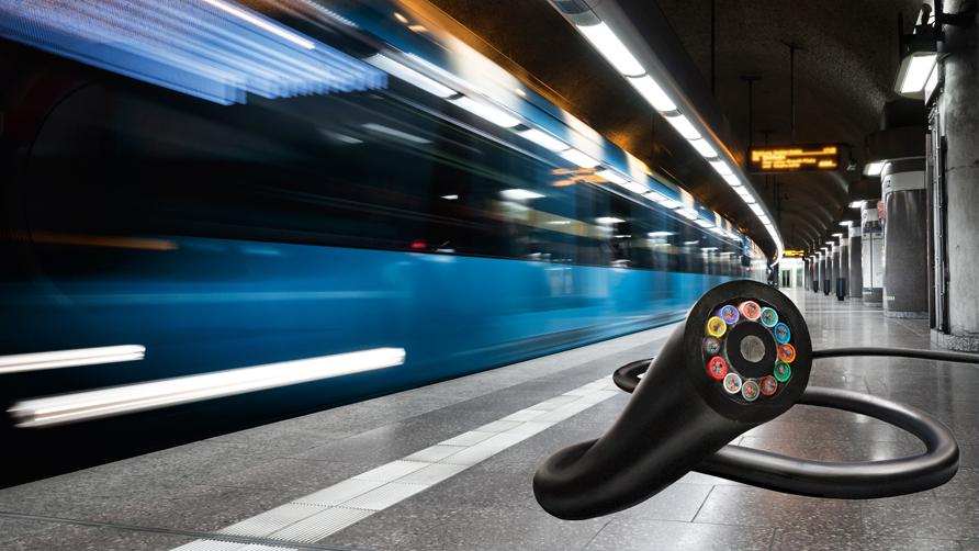 Mit Höchstgeschwindigkeit treibt M-net den Glasfaser-Ausbau in den Regionen voran