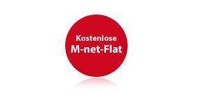 Kostenlose M-net-Flat