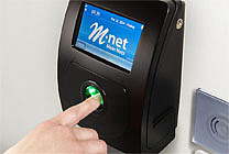 Biometrischer Zugangscode