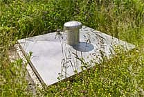 Kühlwasser-Brunnen