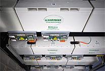 Batterien der USV