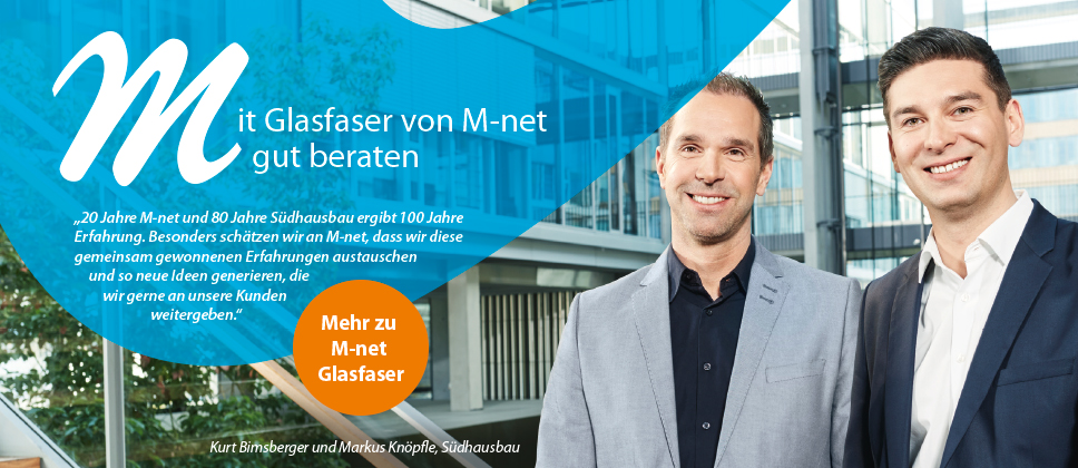 M-net Wohnungswirtschaft Südhausbau
