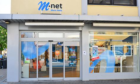 M-net Shop Erlangen