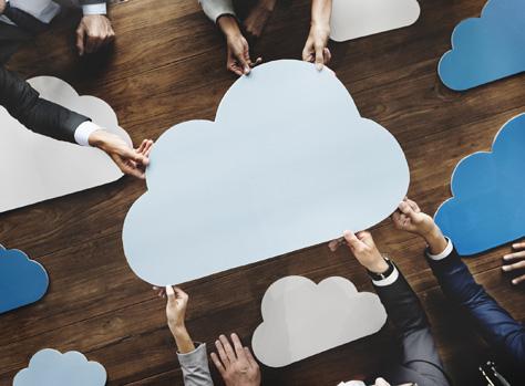 Vorteile von Cloud-Diensten