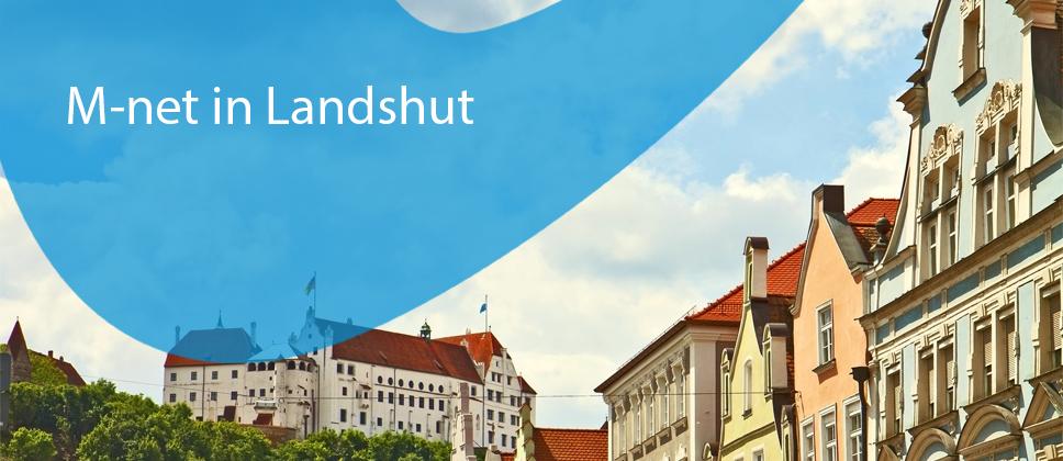 M-net in Landshut