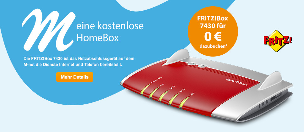 Fritzbox 7360