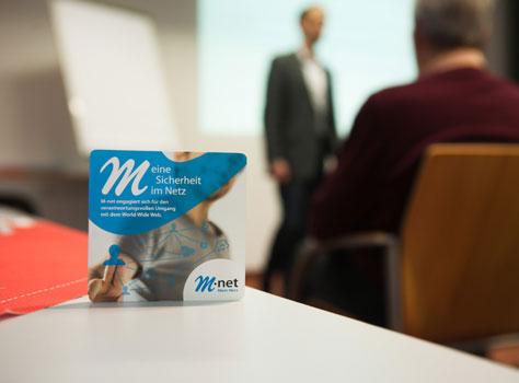 M-net soziales Engagement