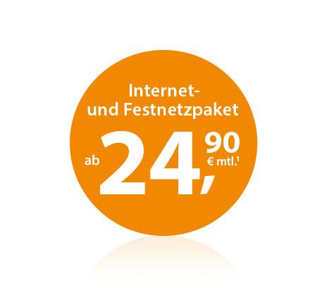 M-net Premium-DSL Tarif