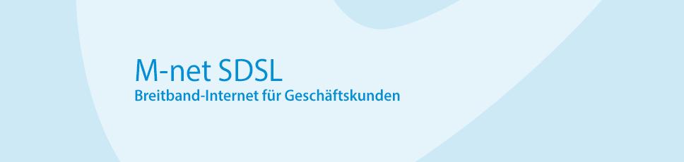 M-net SDSL