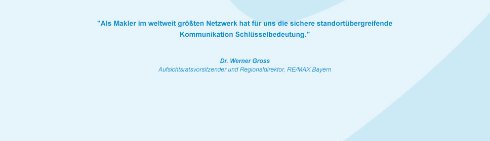 M-net Kunde RE/MAX Bayern